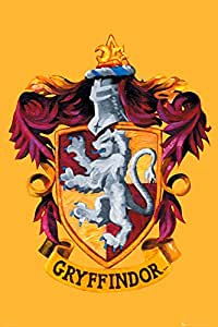 GB eye, Harry Potter, Gryffindor, Maxi Poster, 61x91.5cm