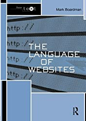 By Mark Boardman The Language of Websites (Intertext Series) [Paperback]