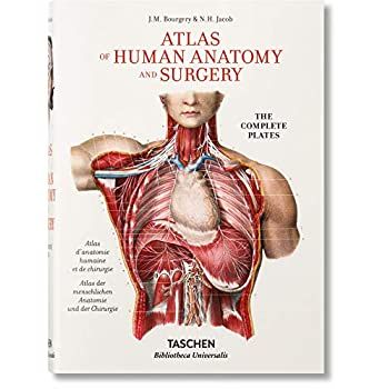 KO-Bourgery - The complete atlas of human anatomy and surgery