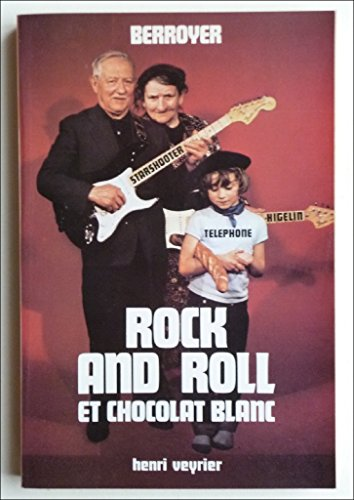 Rock and roll et chocolat blanc