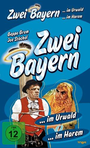 Beppo Brem - Zwei Bayern ... im Urwald / im Harem [2 DVDs]