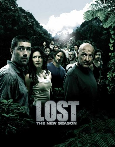 Click for larger image of Lost Poster TV G 27 x 40 In - 69cm x 102cm Matthew Fox Evangeline Lilly Ian Somerhalder Dominic Monaghan Jorge Garcia Maggie Grace