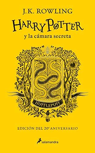 Harry Potter cámara secreta. Hufflepuff: Amarillo