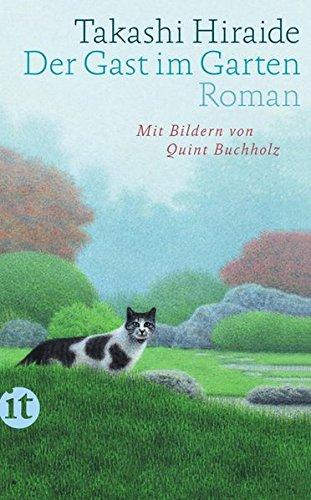 Buchseite und Rezensionen zu 'Der Gast im Garten: Roman (insel taschenbuch)' von Takashi Hiraide