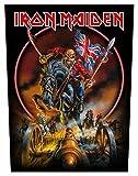 Iron Maiden Maiden England Rückenaufnäher