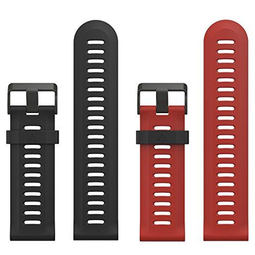 MoKo Pulsera Compatible Garmin Fenix 3/3 HR/Fenix