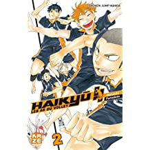 HAIKYU! Les as du volley Vol. 2