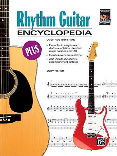 Rhythm Guitar Encyclopedia: Over 450 Rhythms par Joy Fisher