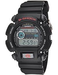 Casio DW-9052-1 - Reloj de pulsera para hombre, lcd / negro