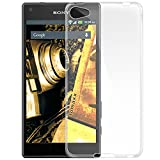 Sony Xperia Z5 Compact Ultra Slim Super dünn Schutzhülle TPU Silikon Crystal Case Tasche Durchsichtig