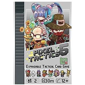 Pixel Tactics 5 Boxed Pixel Tactics Standalone & Exp.