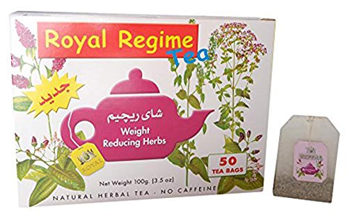 Royal Tea Regime Weight Loss Diet Tea-50 Bags