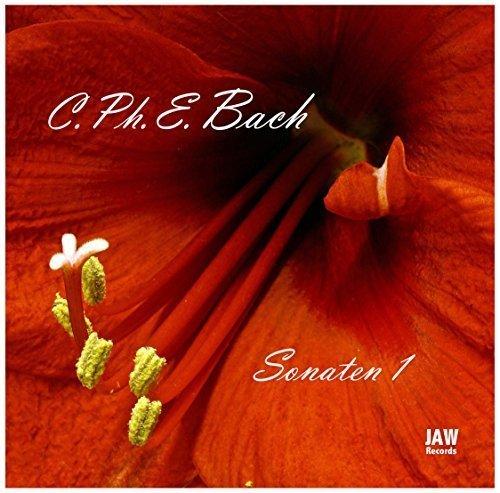 Carl Philipp Emauel BACH: Sonaten Vol.1 (auf einem Feurich-Flügel gespielt): - a-moll WQ 49/1 - d-moll WQ 51/4 - f-moll WQ 57/6 - h-moll WQ 55/3 - d-moll WQ 52/2 /// Michael Nuber (Klavier)