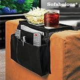 Teletienda Tv - Organizador de mandos y bandeja para sofa