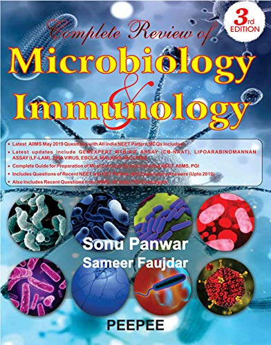 Complete Review of Microbiology and Immunology 3e
