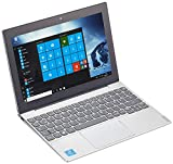 Lenovo Miix 320 25,7 cm (10,1 Zoll Full HD IPS Touch) 2in1 Tablet (Intel Atom Z8350, 4  GB RAM, 64 GB eMMC, Wi-Fi, Windows 10 Home) silber inkl. Microsoft Office 365