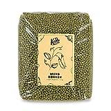 KoRo | Bio Mungbohnen | 2 kg | Vorteilspack | Aus kontrolliert biologischem Anbau |Hülsenfrucht