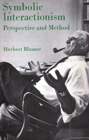 Symbolic Interactionism por Herbert Blumer
