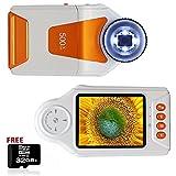 "Indigi® 2.7"" LCD Digital Mobile Microscope Maginifier 500x w/ Build-in Camera FREE 32GB"
