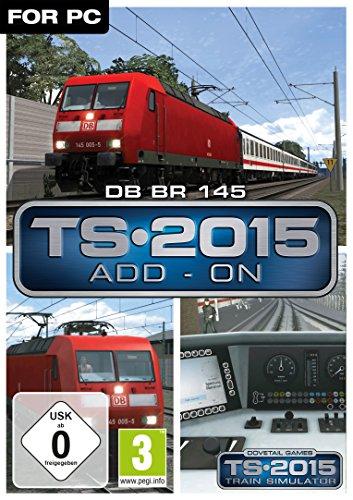 Train Simulator 2015 DB BR 145