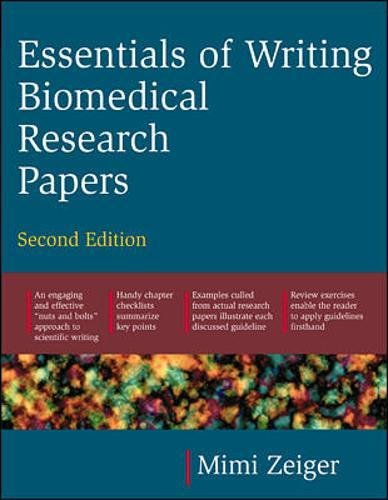 Essentials of Writing Biomedical Research Papers. Second Edition (Family Medicine)