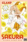 Card Captor Sakura - Clear Card Arc Edition simple Tome 4