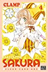 Card Captor Sakura - Clear Card Arc, tome 4 par Clamp
