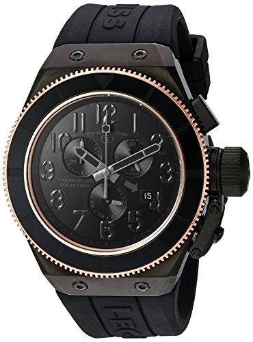 Swiss Legend -  -Armbanduhr- 13845-BLK-RB