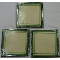 Talavera messicano per piastrelle in ceramica, dipinta a mano, in piastrelle ref.R15 Terracotta messicana, 10,5 (Ceramica Talavera)