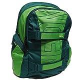 NEON Rucksack Free Time One Color Grün für Schule und Freizeit