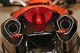 R&G Kennzeichenhalter für KTM Superduke 990 (alle Baujahre),Superduke R 2012-