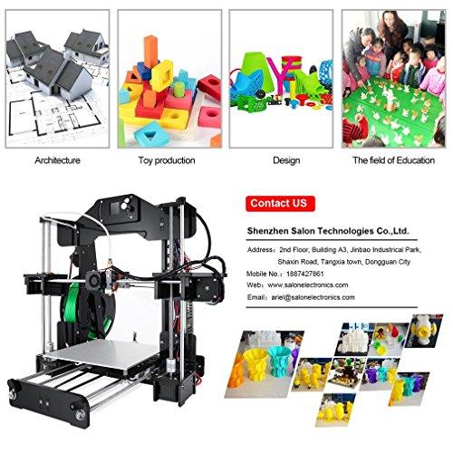 Ohholly Z1 3D Drucker Druckgröße Durable Hohe Genauigkeit 220x220x240mm - 4