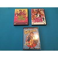 Austin Powers - Trilogie - Teil 1,2,3 Gesamtedition DVD Bundle Set
