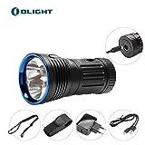 OlLIGHT X7R Super Bright Leistungsstarke Taschenlampe