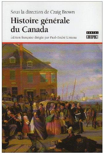 HISTOIRE GENERALE DU CANADA par Collectif d'auteurs