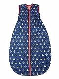 Linden 308450 Winterschlafsack mit Klett Anker, 130/110 cm