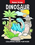 Dinosaur Coloring Books for Kids: Fantastic Dino for Boys, Girls, Toddlers, Preschoolers, Kids 3-8, 6-8