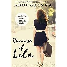 Because of Lila  (English Edition)