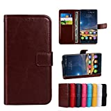 Funda® Flip Brieftasche Hülle für Oukitel K6000 Pro