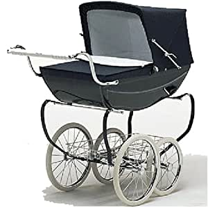 silver cross oberon doll 39 s pram navy toys games. Black Bedroom Furniture Sets. Home Design Ideas
