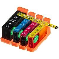 4 Multipack Alta Capacità Lexmark 100XL / #100 / 100