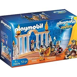 PLAYMOBILa Pelicula Emperador Maximus En El Coliseo