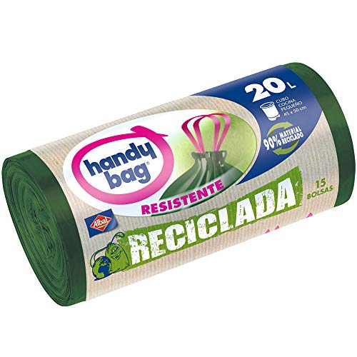 Handy Bag Bolsas de basura recicladas