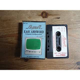 Easi-Amsword - Amstrad CPC 464 - Cassette