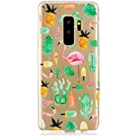 Shinyzone Samsung Galaxy S9 hülle Niedlich Karikatur Rose Flamingos Buntes Gedrucktes Design Ultra dünn Klar Weich... preisvergleich bei billige-tabletten.eu