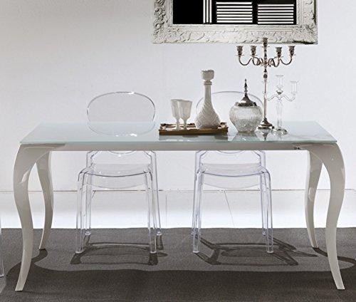La Seggiola - Tavolo Allungabile Paris - Finitura: Bianco
