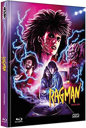 Ragman - Trick or Treat [Blu-Ray+DVD] - uncut - auf 500 limitiertes Mediabook Cover A
