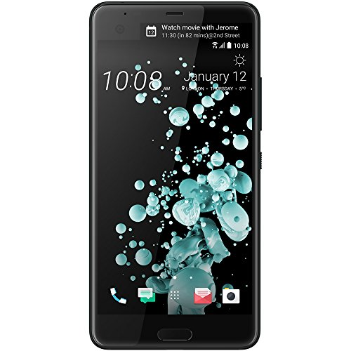 HTC U Ultra (Black,64GB)