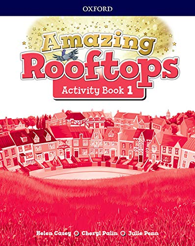Amazing rooftops 1 activity book
