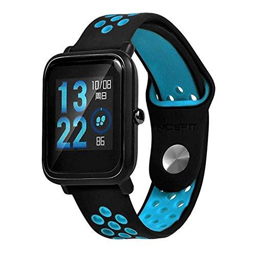 per Xiaomi Amazfit Bip Youth Watch Cinturino, Leggero Bracciale Con Cinturino Da Polso Ventilato per Huami Amazfit Bip Youth Watch